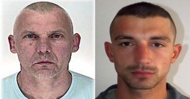 Ezt a két férfit keresik a Gyöngyösről lopott szerszámok ügyében