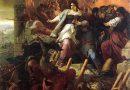 Székely Bertalan Egri nők című híres festményének kisebb változatát állítják ki az egri Érseki Palotában