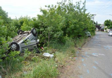 Így nézett ki a tegnap reggeli gyöngyösi baleset helyszíne