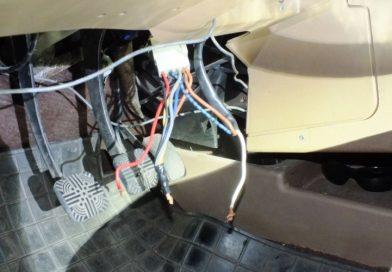 """""""Mint a moziban"""" gyöngyösi verzió: A vezetékek összekötésével indították be és lopták el az autót"""