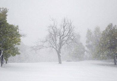 Megérkezett az első komolyabb hó, a gyöngyösi utak járhatóak